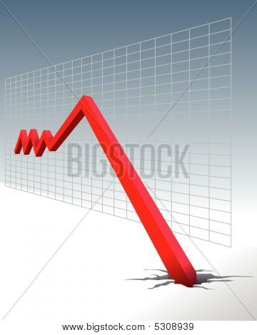 Diagram Of Economic Downturn