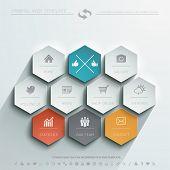 Minimal Web Template poster
