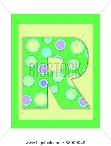 Alphabet Soft Spot R