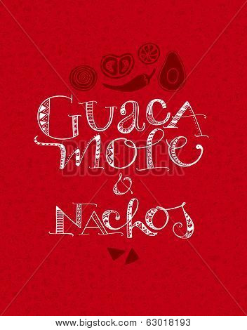 Guacamole & Nachos