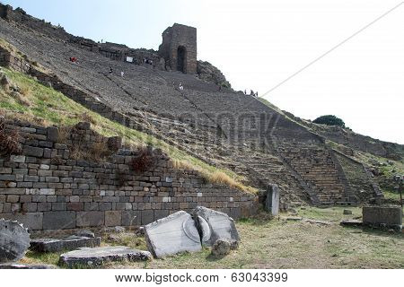 Ruins Of Theater