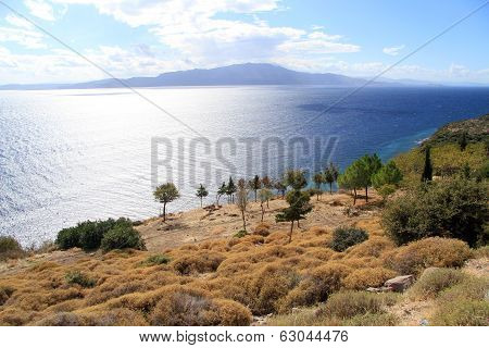 Island Lesbos