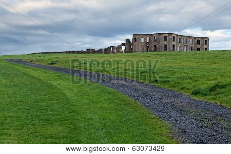 Downhill Country House, Antrim Co. Northern Ireland