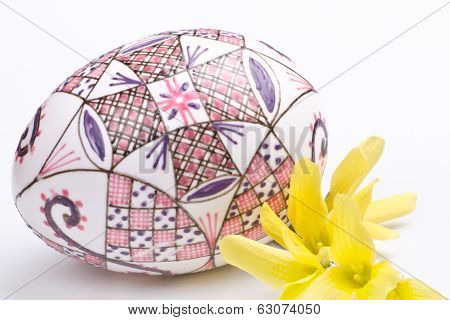 Flower With Egg
