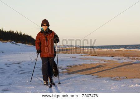 Cross Country Skking