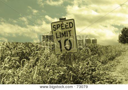 Speed Limit Ten