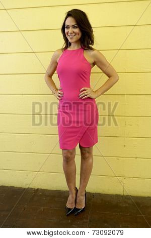 LOS ANGELES - SEP 24:  Camille Guaty at the