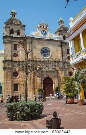 Iglesia De San Padro Claver