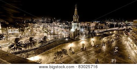 Evening In Cartagena