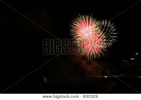 Niagra Fireworks