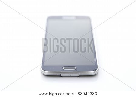 Smartphone, Mobile Phone Isolated