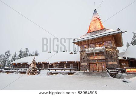 Santa Village, Rovaniemi, Finland