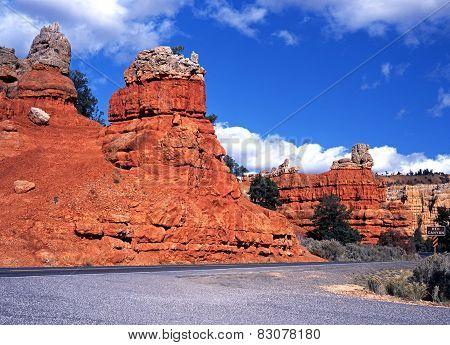 Red Canyon, Utah.