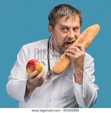 Fruit Or Bread