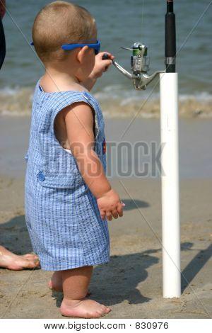 baby fisherman