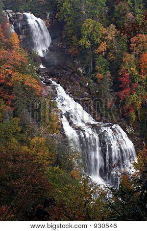 Whitewater  Waterfall