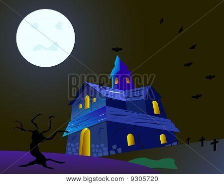 The Fear House