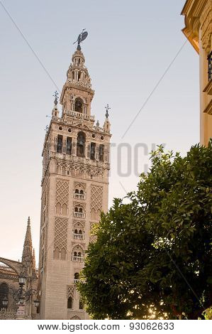 Tower Of Giralda