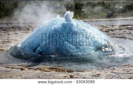 Icelandic Geyser11