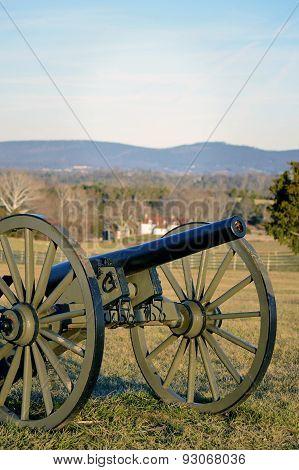 Cannon at Antietam National Battlefield