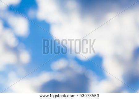 Blurred Sky
