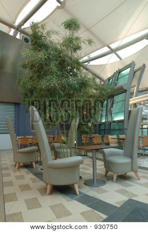 Interior Design Of Food Court Area