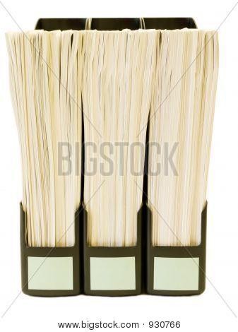 Full File Holders