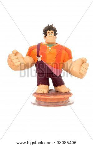 Wreck It Ralph Disney Infinity Figurine
