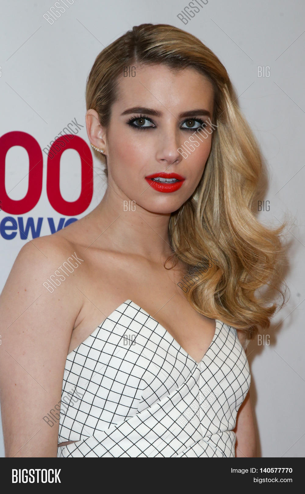 5ce7a22f33ae NEW YORK-DEC 12  Actress Emma Roberts attends Z100 s Jingle Ball 2014 at  Madison