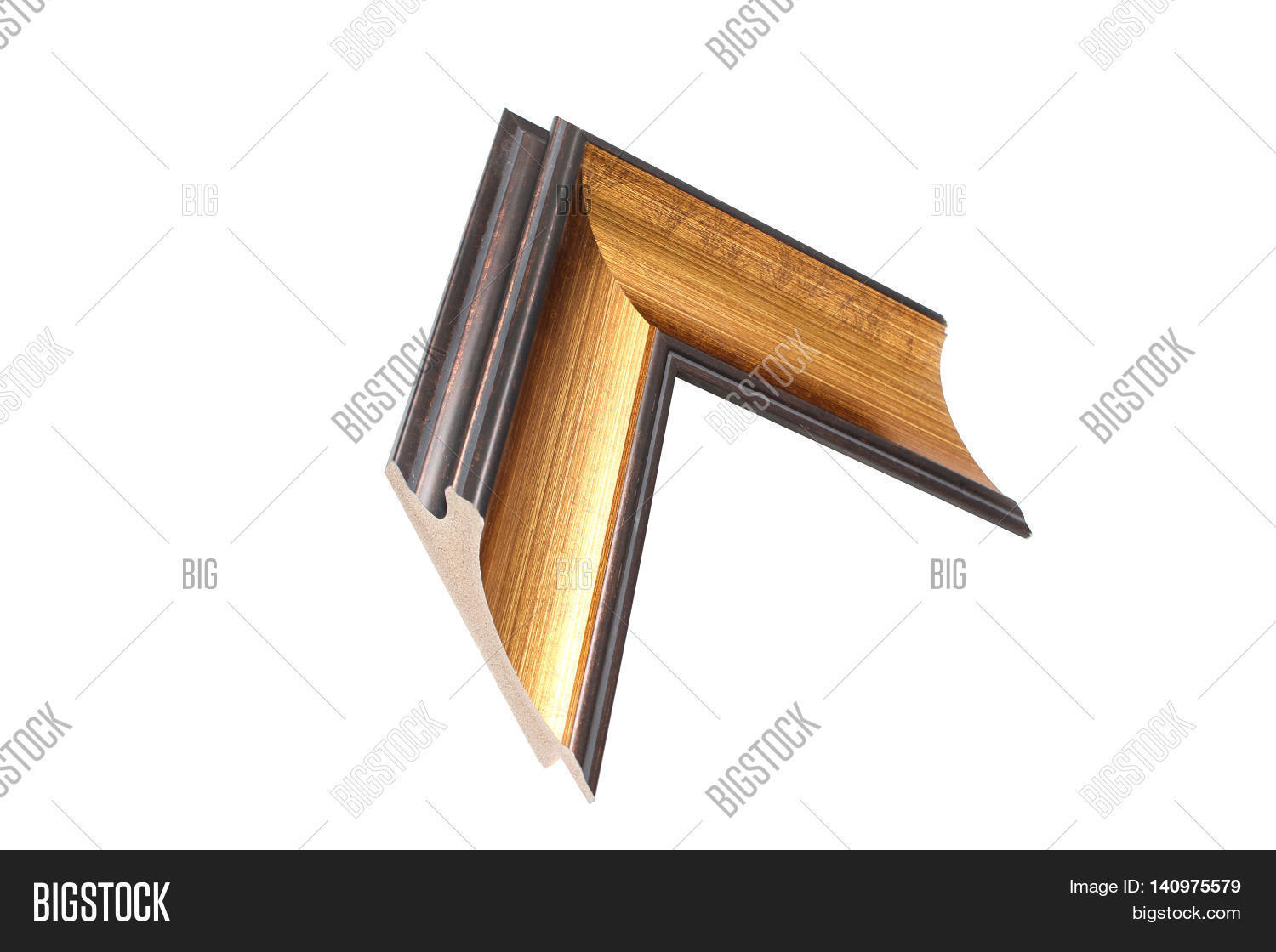 Miraculous Wooden Frame Baguette Image Photo Free Trial Bigstock Cjindustries Chair Design For Home Cjindustriesco