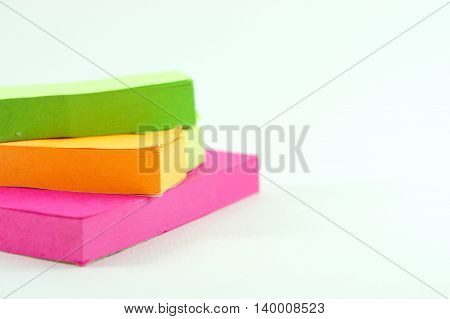 Post it note , Help reminder notes Often used for general office