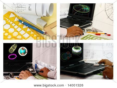 Collage Of Computer Aided Design