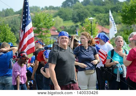 Pilgrims From Usa, World Youth Day 2016