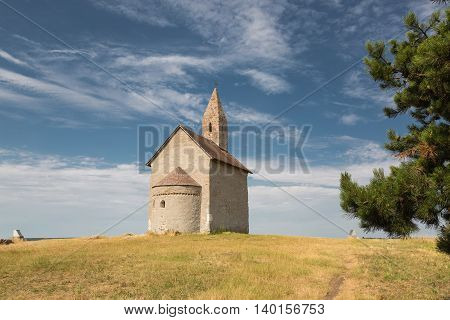 The Church Of St. Michael Archangel.