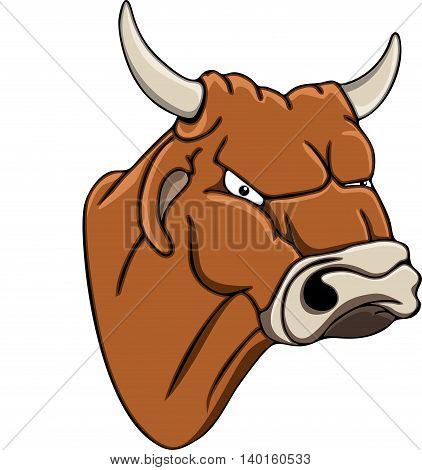 Cow Face Vector Image Vector Photo Free Trial Bigstock