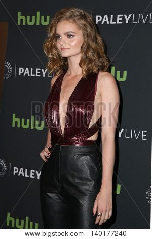 LOS ANGELES - JUL 26:  Kerris Dorsey at the An Evening with