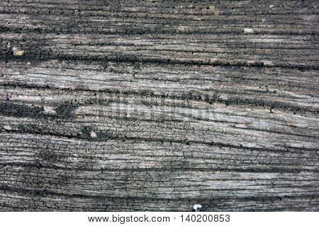 Old timber pattern of splinter wood. a texture very rough from Thailand.