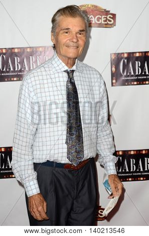 LOS ANGELES - JUL 20:  Fred Willard at the