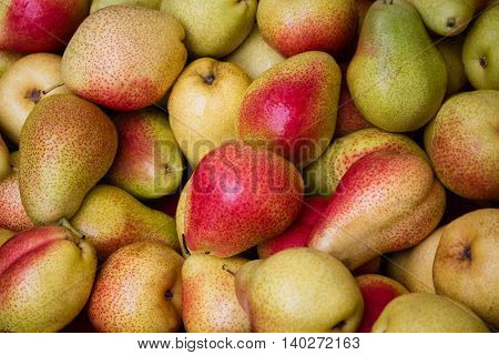 Pears Closeup - Pear Background