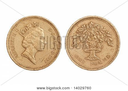 Coin Of Great Britain