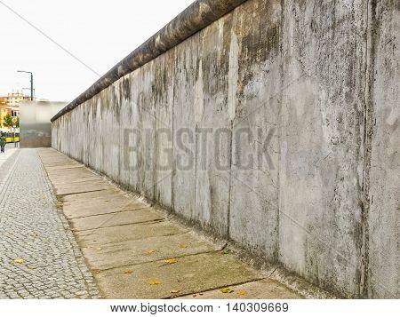 Berlin Wall Hdr