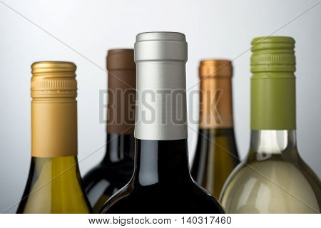 Wine Bottle Assortment