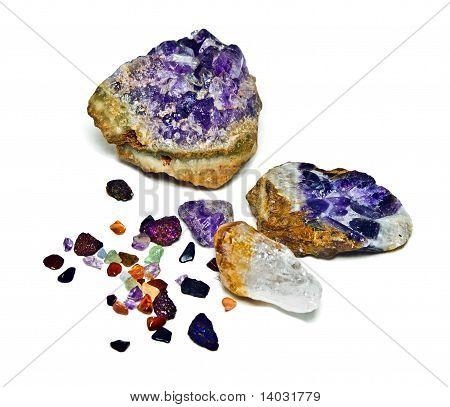 Raw Uncut Gemstones
