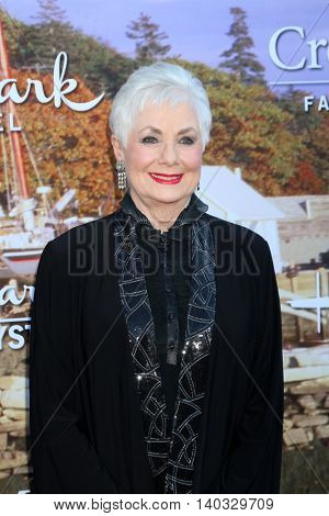 LOS ANGELES - JUL 27:  Shirley Jones at the Hallmark Summer 2016 TCA Press Tour Event at the Private Estate on July 27, 2016 in Beverly Hills, CA