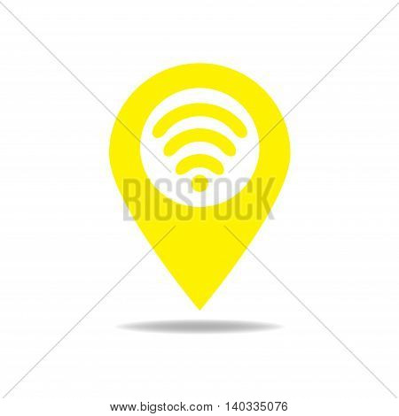 Map-point-wifi4
