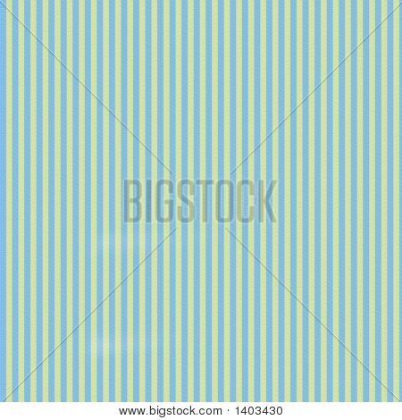 Baby Boy Blue Striped Background