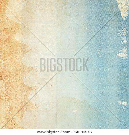 Abstract Grunge Papierhintergrund