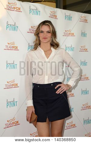 LOS ANGELES - JUL 27:  Missi Pyle at the