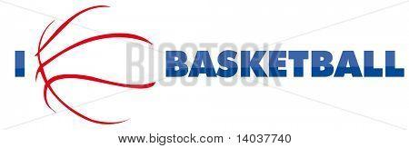 basketball vector logo