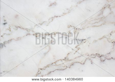 The marble texture on white marble background